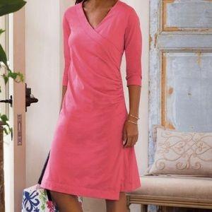{Soft Surroundings} sz TXL Wear Anywhere dress
